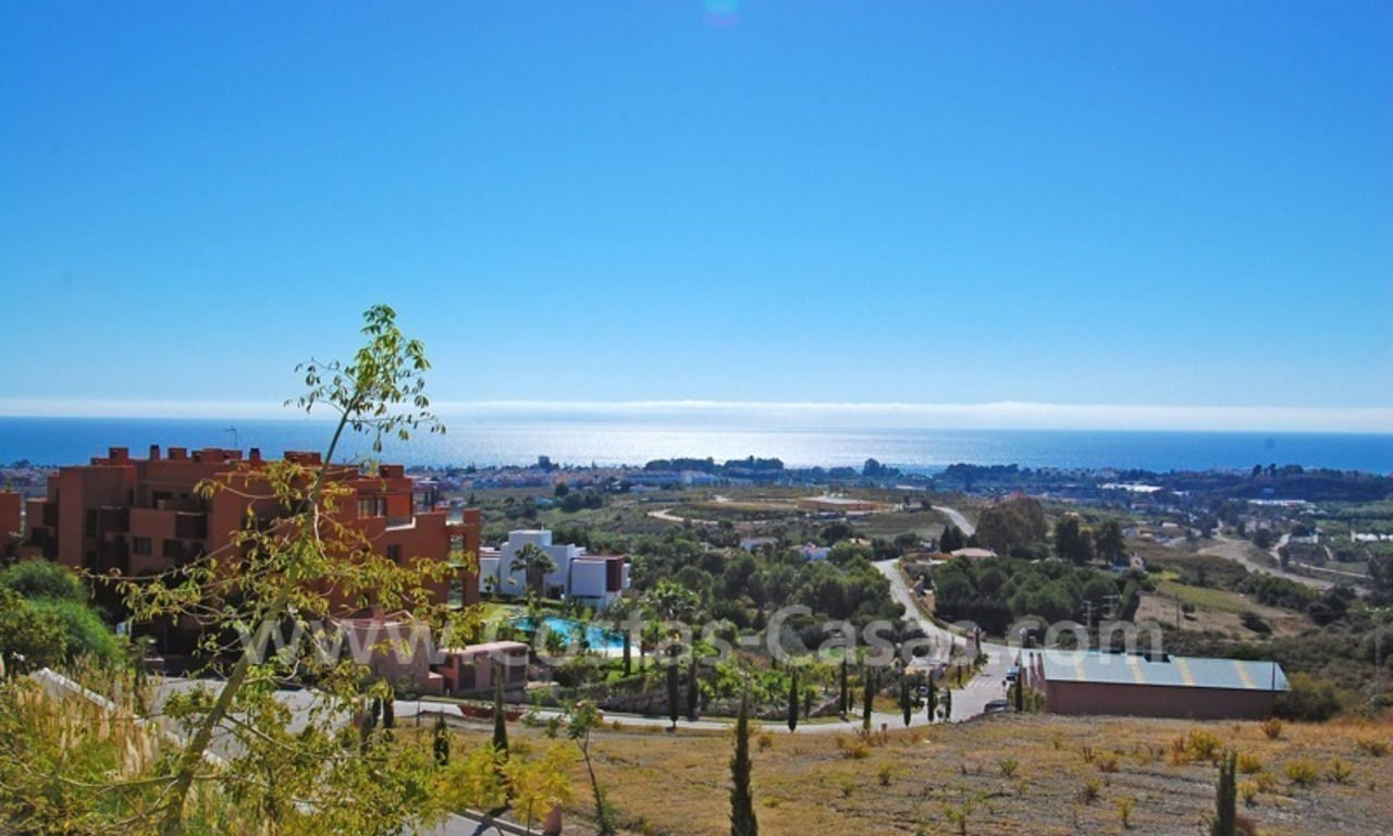 Modern styled golf apartment for sale in a 5*golf resort, Benahavis - Estepona - Marbella 7