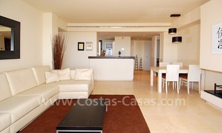 Modern styled golf apartment for sale in a 5*golf resort, Benahavis - Estepona - Marbella 2