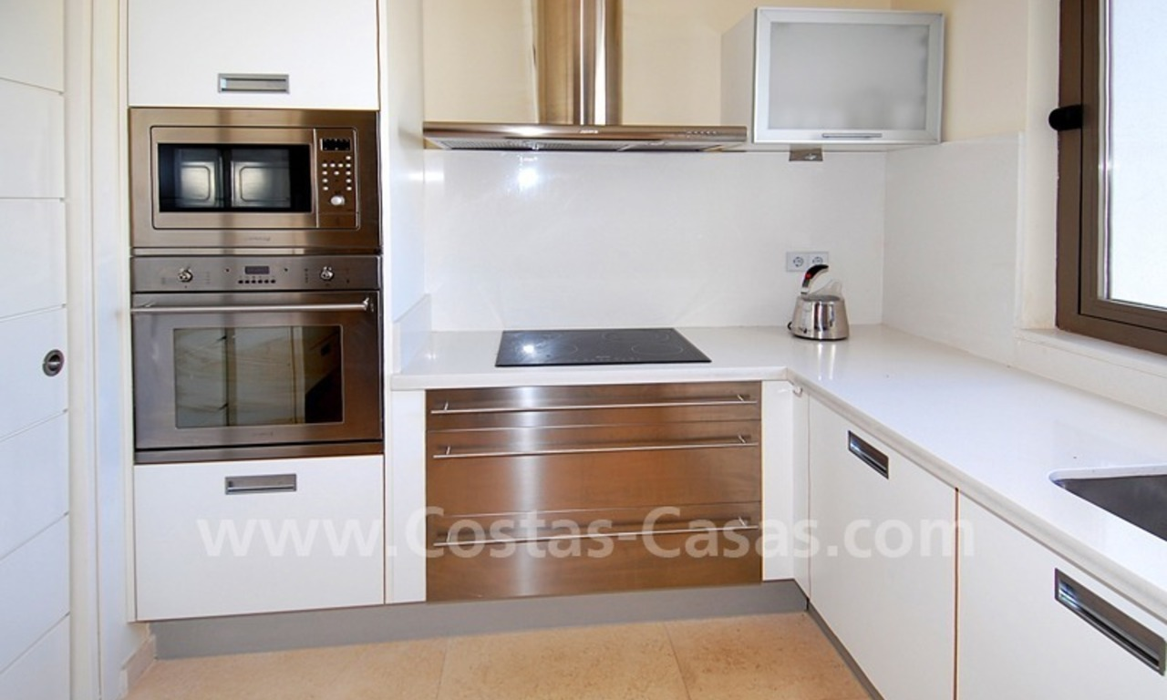 Modern styled golf apartment for sale in a 5*golf resort, Benahavis - Estepona - Marbella 3