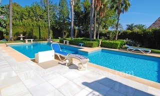 Beach property villa for sale - Puerto Banus - Marbella 3
