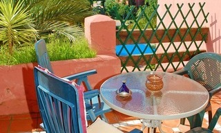 Bargain beachside penthouse apartment for sale in Marbella East 11