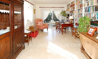 Villa for sale on the Golden Mile in Marbella 20