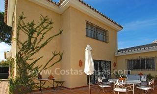 Villa for sale on the Golden Mile in Marbella 0