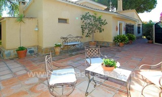 Villa for sale on the Golden Mile in Marbella 4