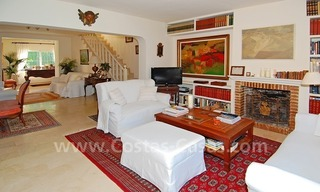 Villa for sale on the Golden Mile in Marbella 9
