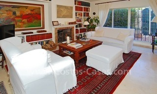 Villa for sale on the Golden Mile in Marbella 11
