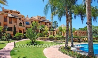 Bargain luxury golf apartment for sale in a golf resort between Marbella and Estepona centre 12