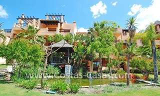 Bargain luxury golf apartment for sale in a golf resort between Marbella and Estepona centre 13