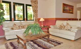 Bargain luxury golf apartment for sale in a golf resort between Marbella and Estepona centre 5