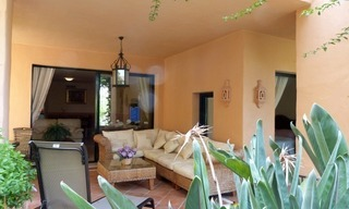 Bargain luxury golf apartment for sale in a golf resort between Marbella and Estepona centre 4