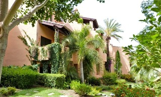 Bargain luxury golf apartment for sale in a golf resort between Marbella and Estepona centre 3