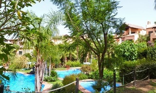 Bargain luxury golf apartment for sale in a golf resort between Marbella and Estepona centre 2