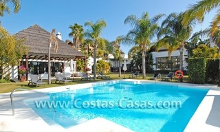 Bargain luxury golf apartment for sale in a golf resort between Marbella and Estepona centre 17