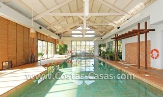 Bargain luxury golf apartment for sale in a golf resort between Marbella and Estepona centre 18