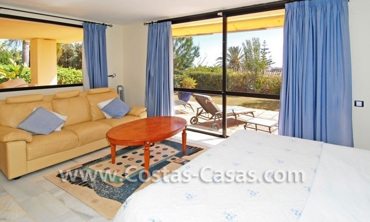 Bargain Andalusian style villa to buy in Nueva Andalucia - Marbella 15