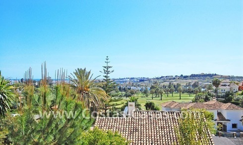 Bargain Andalusian style villa to buy in Nueva Andalucia - Marbella