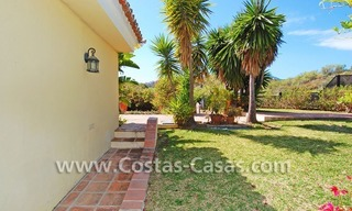 Bargain Andalusian style villa to buy in Nueva Andalucia - Marbella 6
