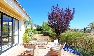 Bargain Andalusian style villa to buy in Nueva Andalucia - Marbella 2