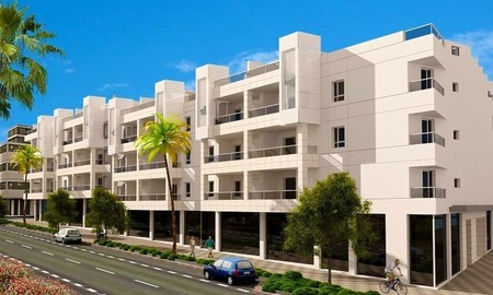 Pre-release of new beachside apartments for sale beachside in Marbella 1