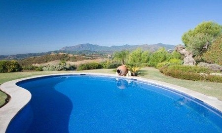 Luxury Mansion for Sale on Golf Resort in the area of Marbella - Benahavis 3