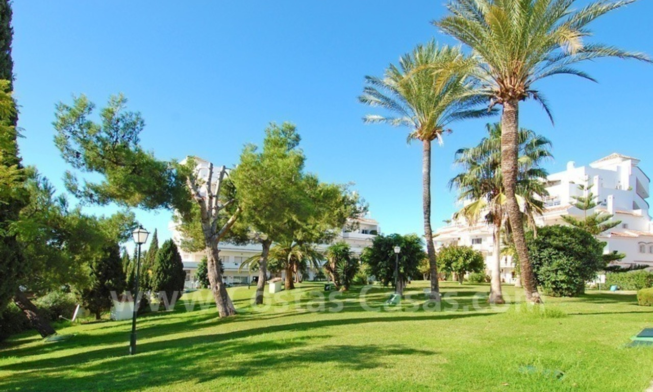 Ample ground floor apartment for sale in Nueva Andalucia – Marbella 3