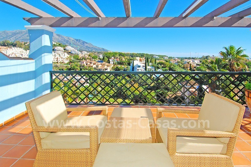 Luxury Townhouse for sale in Nueva Andalucia - Marbella