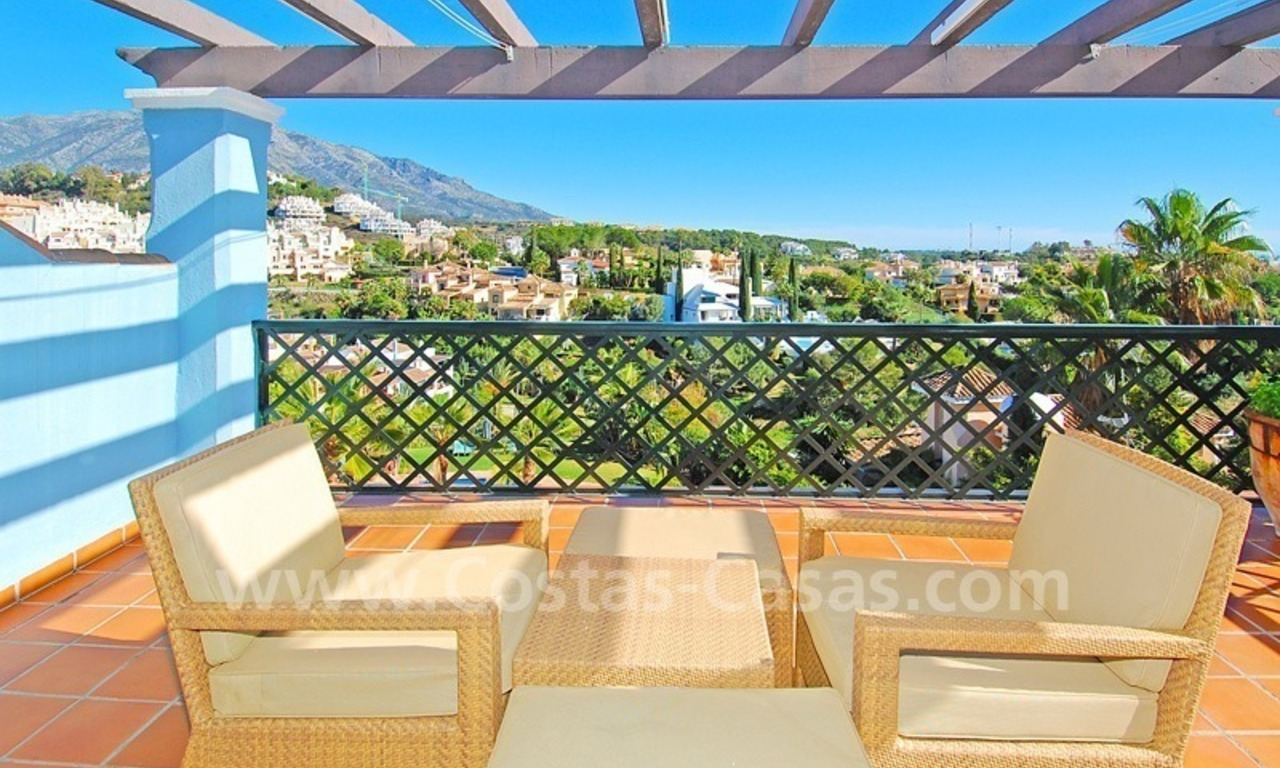 Luxury Townhouse for sale in Nueva Andalucia - Marbella 0