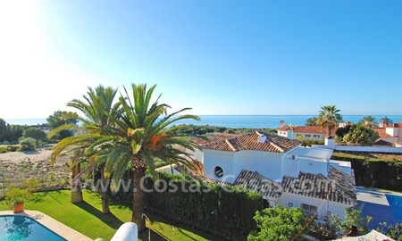 Beachside villa for sale in Eastern Marbella 0