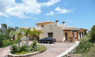Bargain! Opportunity! Exceptional country property for sale for half price, Mijas, Costa del Sol 2