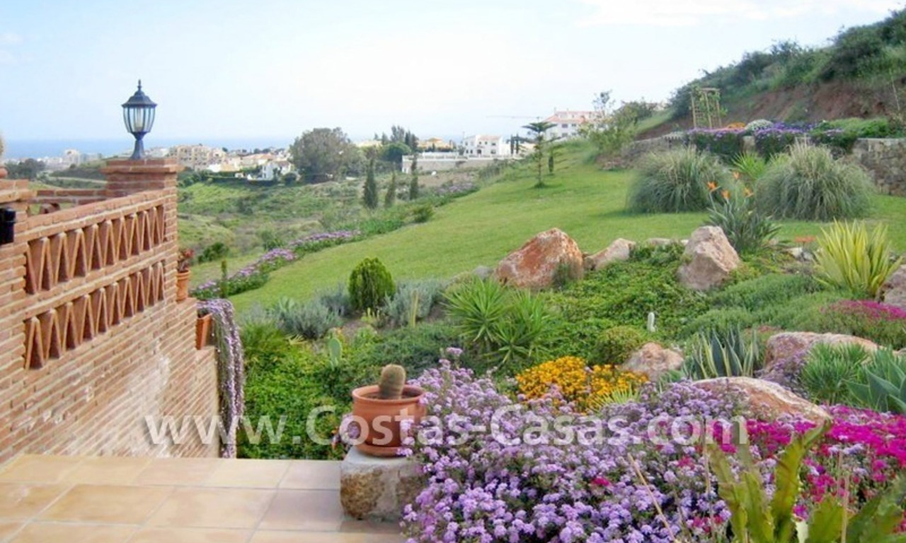 Bargain! Opportunity! Exceptional country property for sale for half price, Mijas, Costa del Sol 4