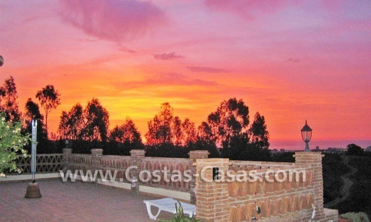 Bargain! Opportunity! Exceptional country property for sale for half price, Mijas, Costa del Sol 8