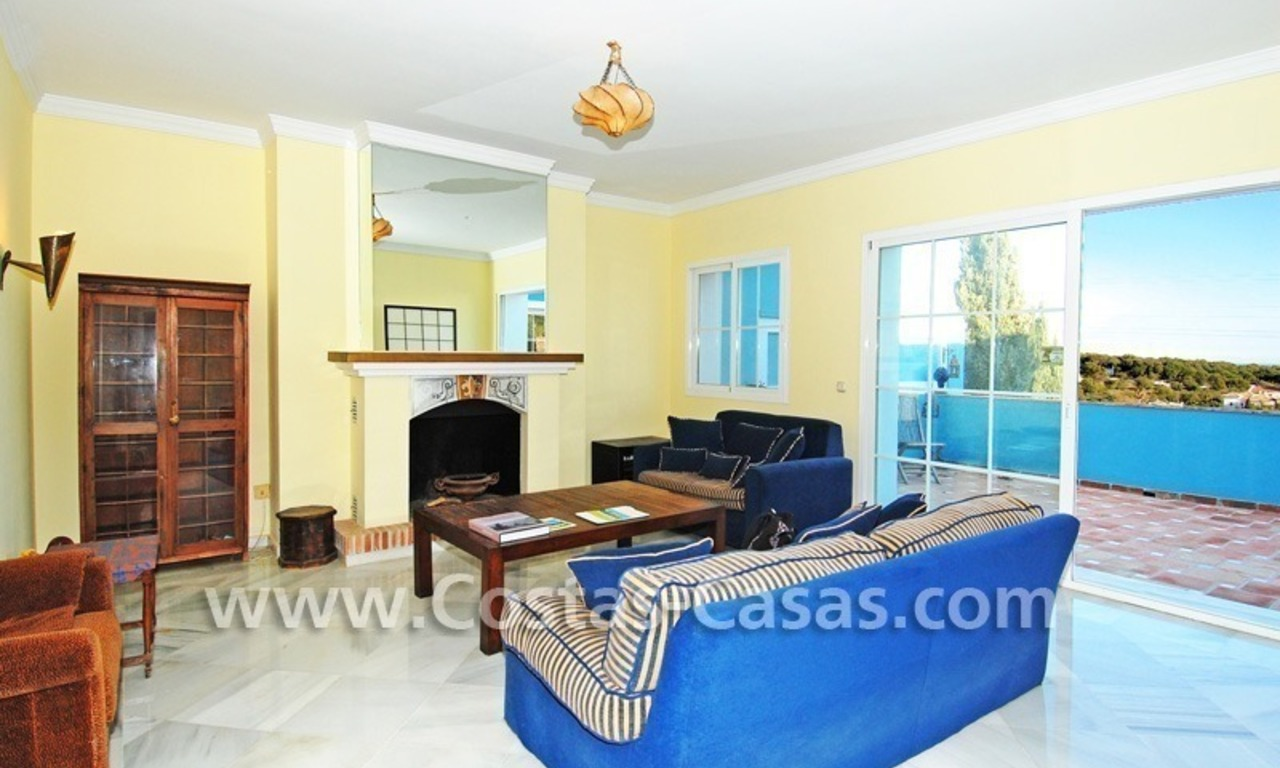 Townhouse for sale on the Golden Mile in Marbella 7