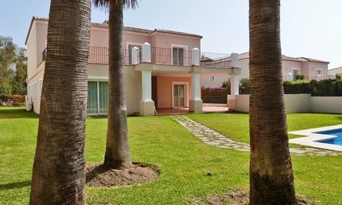 Luxury villa for sale in a golf area of Marbella