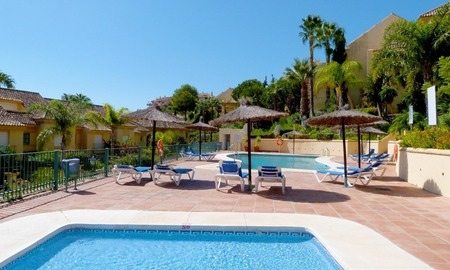 Townhouse for sale in a golf area of Marbella 14
