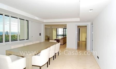 Modern quality luxury villa for sale in Marbella 7