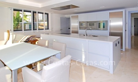 Modern quality luxury villa for sale in Marbella 9