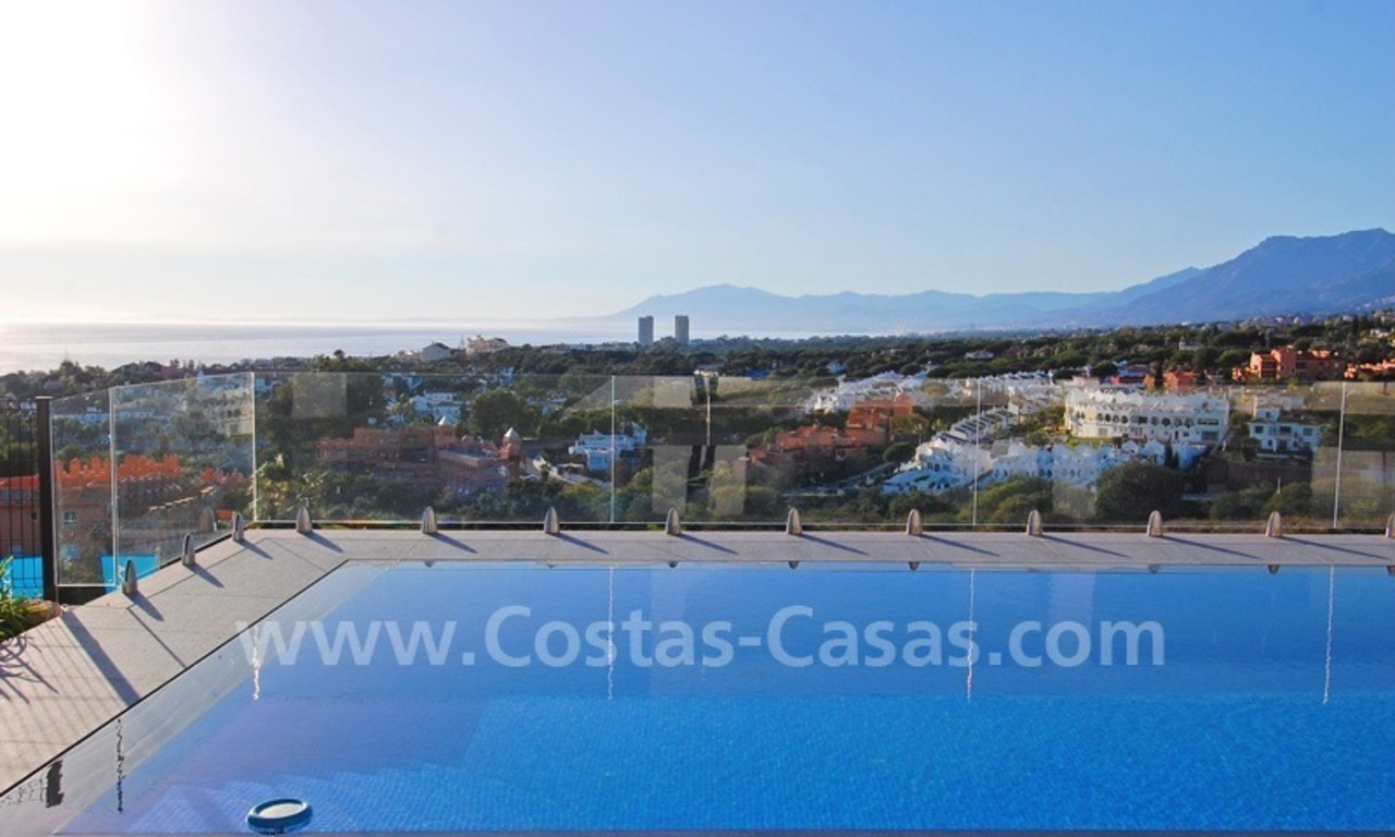 Modern quality luxury villa for sale in Marbella 1