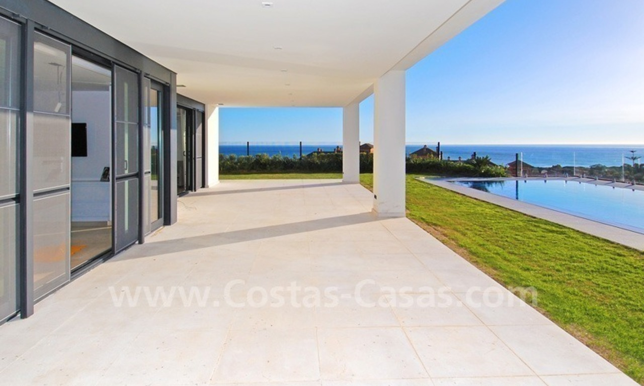 Modern quality luxury villa for sale in Marbella 2
