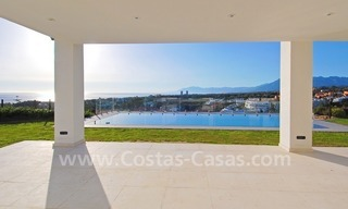 Modern quality luxury villa for sale in Marbella 3