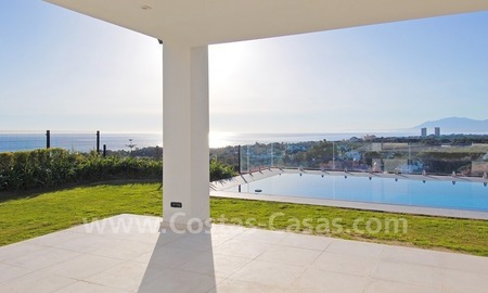 Modern quality luxury villa for sale in Marbella 4