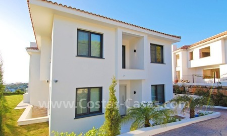 Modern quality luxury villa for sale in Marbella 5