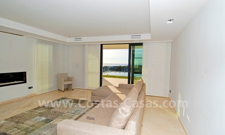 Modern quality luxury villa for sale in Marbella 6