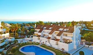 Bargain penthouse apartment for sale in Nueva Andalucia, Marbella 0