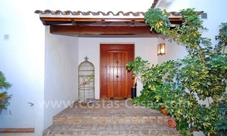 Beachside luxury villa for sale in the Golden Mile – Marbella centre 5