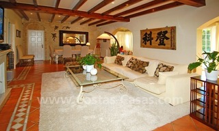 Beachside luxury villa for sale in the Golden Mile – Marbella centre 7