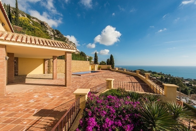 Luxury villa for sale in Benalmadena, Costa del Sol