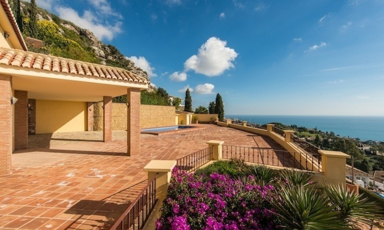 Luxury villa for sale in Benalmadena, Costa del Sol 0