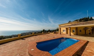 Luxury villa for sale in Benalmadena, Costa del Sol 5