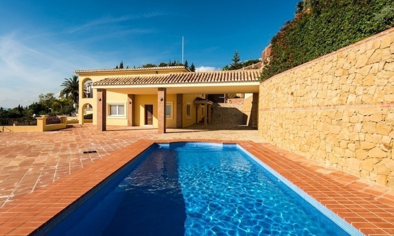 Luxury villa for sale in Benalmadena, Costa del Sol 6