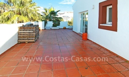 Beachside penthouse for sale in Marbella 3